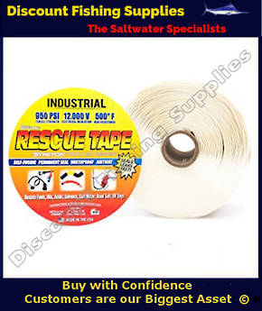 Rescue Tape (Self Amalgamating) White 11m