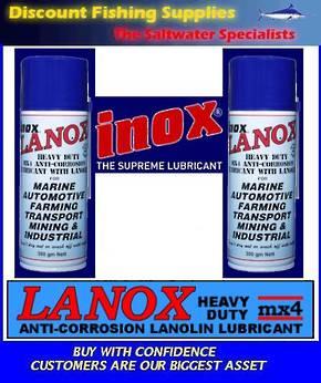 Inox Lanox Heavy Duty Lanolin Lubricant