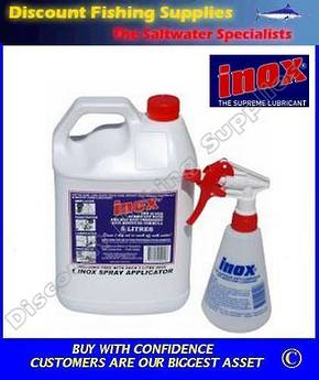 Inox MX3 Lubricant 5L with Applicator
