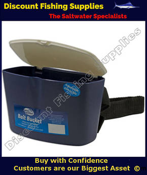 Jarvis Walker Bait Bucket with Strap