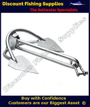 Kewene Anchor No2 For 6m Boats