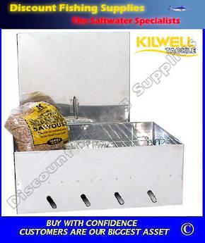 Kilwell NZ Smoker S/S Midi 10 Litre