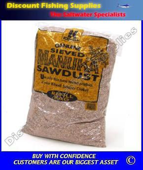 Kilwell Bulk Pack Manuka Sawdust 5lb