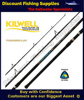 Kilwell Powerplay FXL 222 14' 2pc Surf Rod