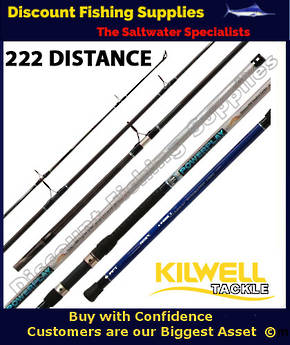 Kilwell Powerplay DISTANCE 222 14' 2pc Surf Rod