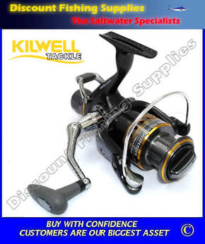 Kilwell RXB70 9+1BB Baitfeeder Reel