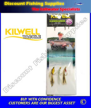 Kilwell Freshwater Jig Rig Mix 3