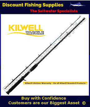 Kilwell Extreme ll Trout Jigging Rod