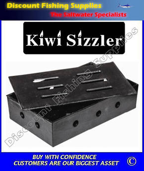 Kiwi Sizzler Barbecue Smoke Box