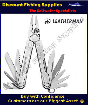Leatherman Rebar Multitool