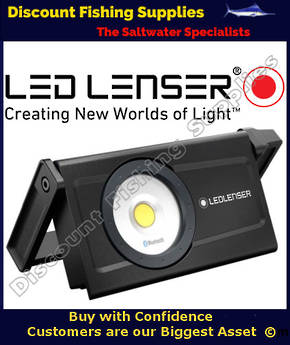 Ledlenser iF4R Rechargeable Work Light