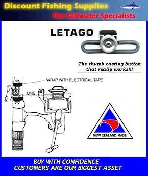 Letago Thumb Casting Button