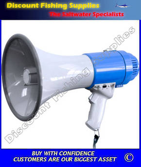 Loud hailer 20 Watts