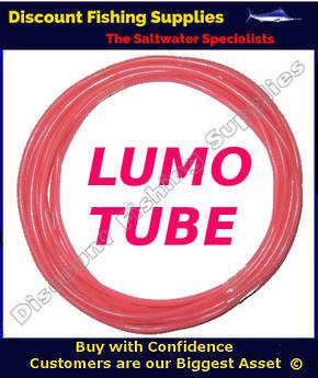 Lumo Tube 5 meters Pink
