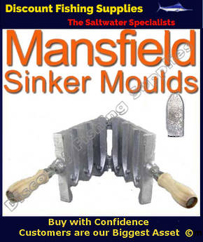 Sinker Mould - Tombstone (RIP) 4,6 & 8oz