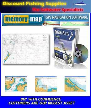 Memory Map Marine - All New Zealand and SW Pacific
