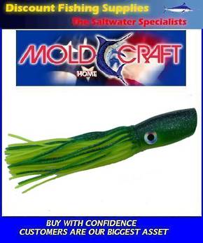 Mold Craft Reel Tight Standard - GREEN/YELLOW