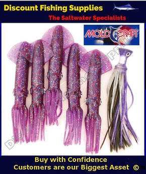 Mold Craft Captn Paul Ivy Daisy Chain - Purple/Metal/Flake