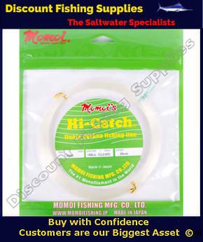MoMoi Hi-Catch Fluorocarbon 200lb