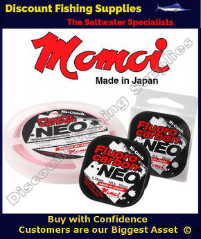 MoMoi Neo Fluorocarbon 25lb