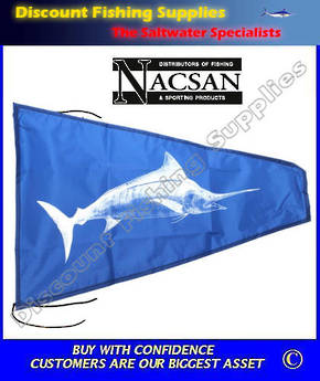Nacsan Catch Flag - Marlin
