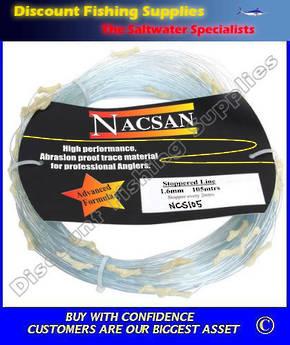 Nacsan Stoppered Longline Backbone 105m