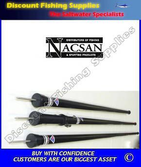 Nacsan Tag Pole Telescopic 2.3mtre