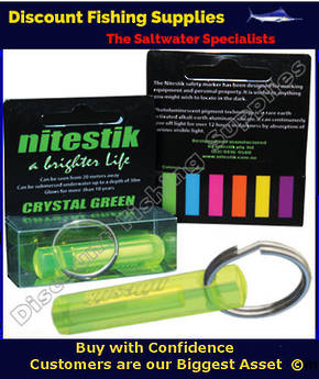 Nitestik Safety Marker Light Stick - Green