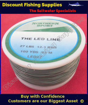 Northern Sport LED Trolling Line 100yds