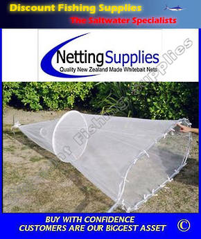 Spare Net - Fin Special Bag - 3.65m