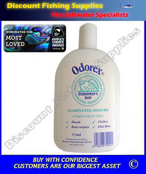 Odorex Fishermans Soap 375ml