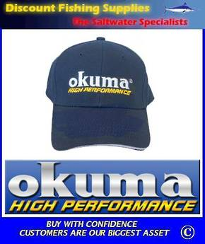 Okuma Fishing Cap