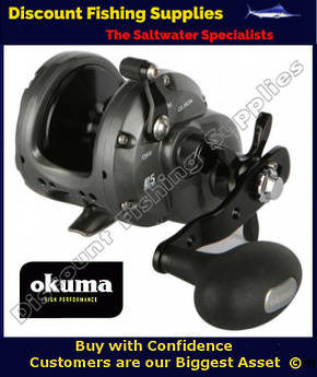 Okuma Cortez 12CS Jigging Reel