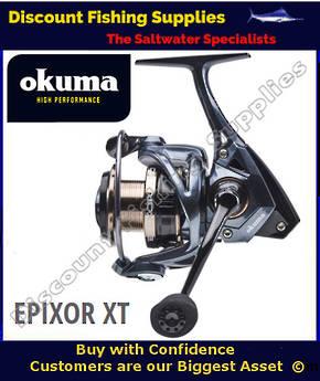 Okuma Epixor XT40 Spinning Reel