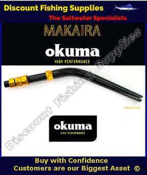 Okuma Makaira Bent Butt