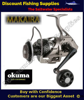 Okuma Makaira 20000 Spin Reel