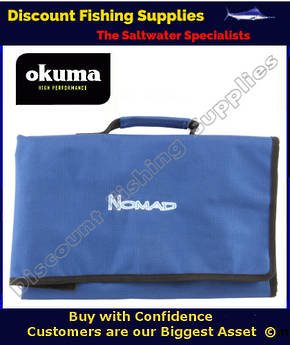 Okuma Nomad Lure - Jig Wrap 6 Pockets