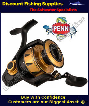 Penn VI Series Spinfisher SSVI 2500