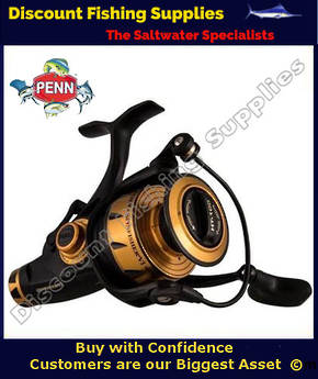Penn Spinfisher VI Live Liner VI 2500LL, Bait Feeder Fishing Reel (Waterproof)