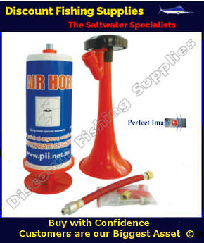 PERFECT IMAGE AIR HORN - Re-fillable