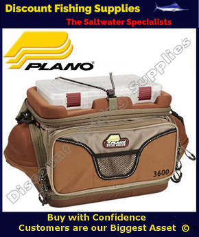 Plano Tackle Bag Guide Series 3600