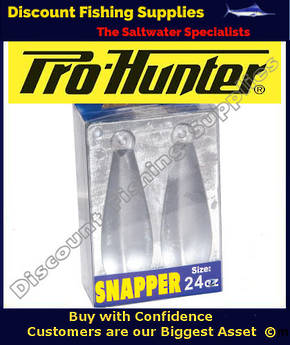 Sinker Mould - Reef 24oz (X2 Sinkers)