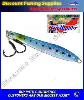Pro Hunter Salty Ranger Jig 300gr - Blue