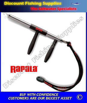 Rapala Classic Hook Remover 9""