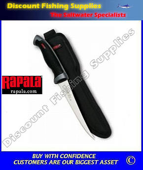 Rapala Sportsman Premium Fillet Knife 8""
