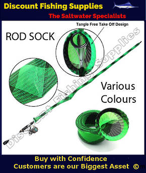 Rod Sock - Rod Tube Cover