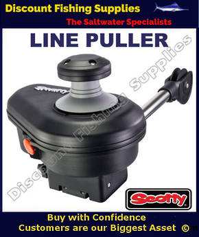 Scotty Line Puller - Pot Hauler