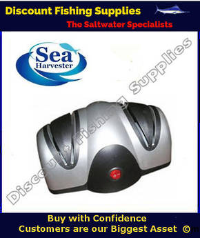 Sea Harvester Electric Knife Sharpener