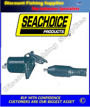 Seachoice Accessory Plug and Socket