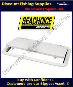 "SEACHOICE HATCHES 23"" X 13 1/2"" (345mm x 500mm)"